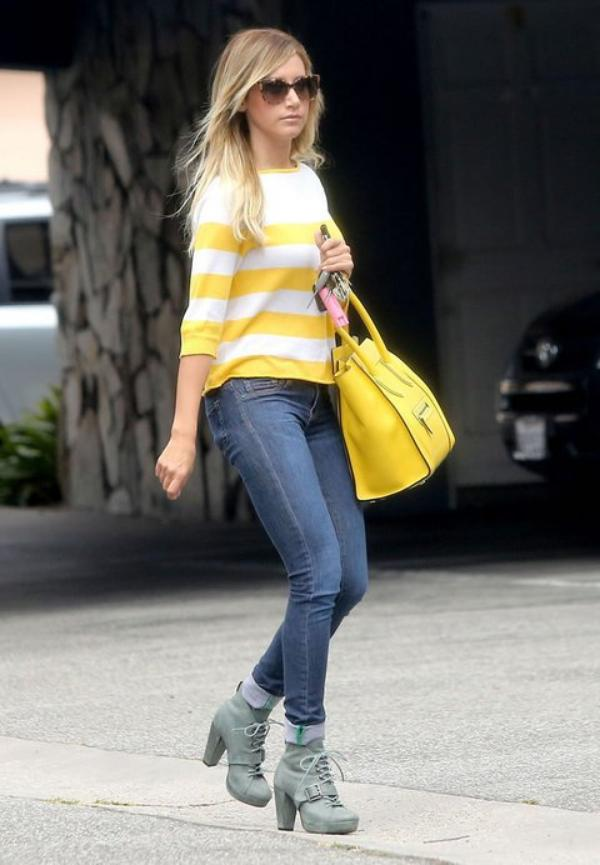 LES LOOKS D ASHLEY TISDALE SUR TENDANCEPEOPLE