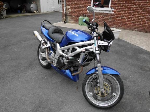 [ SV 650 n ] Suzuki <3