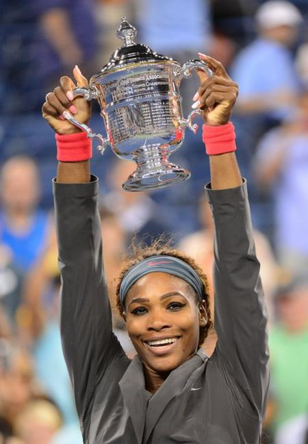 Serena Williams, reine de l'US OPEN