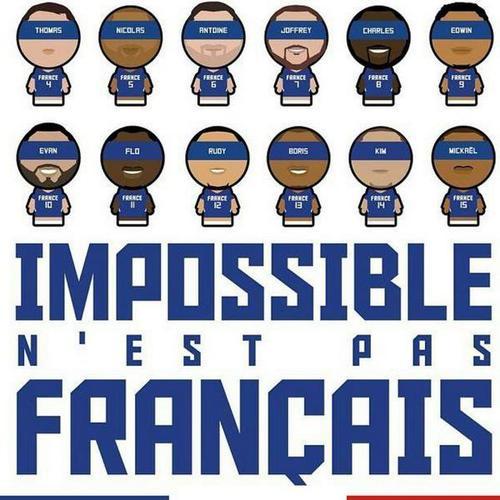 Impossible n'est pas FRANÇAIS !