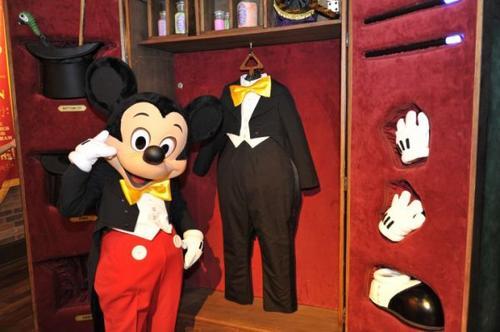 Mickey se libère pour vous !!