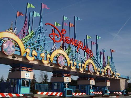 Journée à Disneyland !!!
