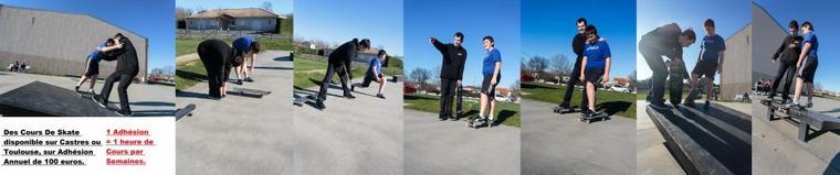 Ecole de Skate De Castres. (E.S.C.).