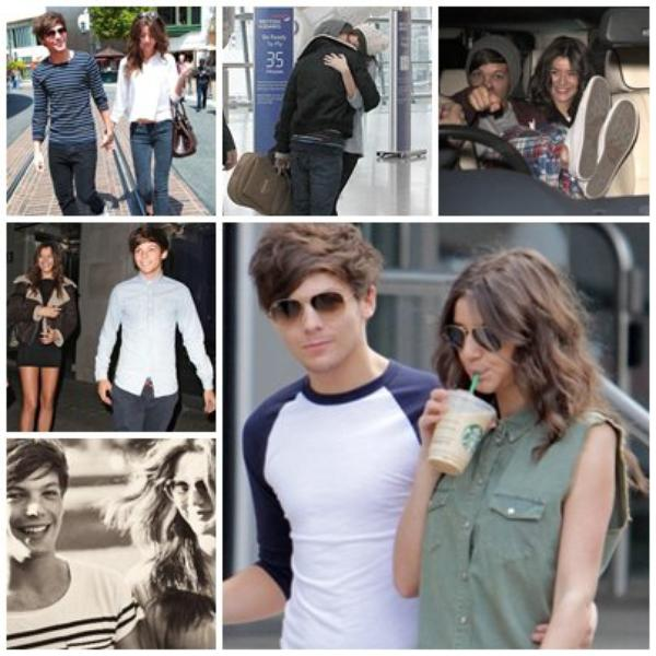 - One Direction and Girlfriend -