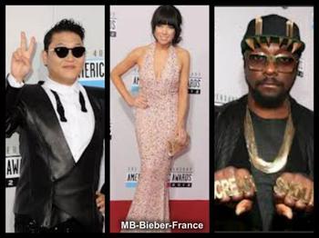 American Music Awards 2012 : 40ème Edition