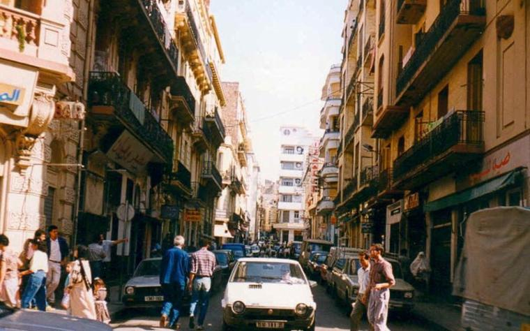 Oran centre
