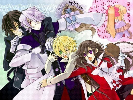 Pandora Hearts!
