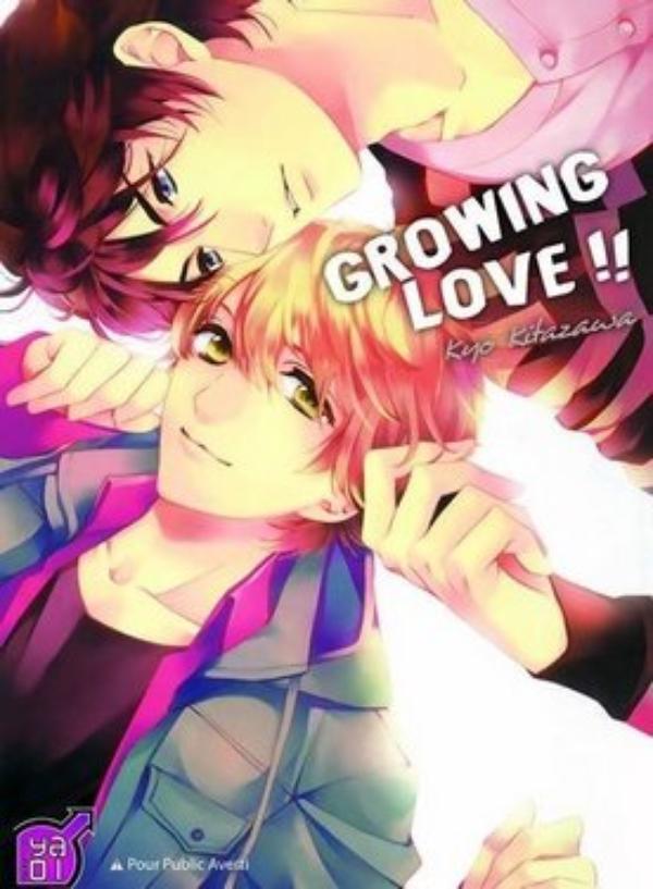 Growing Love / Love Kids!! (ラブキッズ!!)