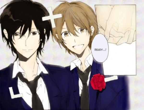Seven Days (セブンデイズ): le manga