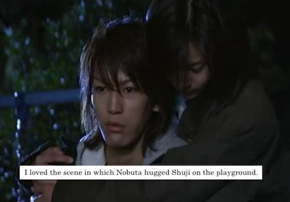 Top 4 de mes couples préférés de Nobuta wo Produce