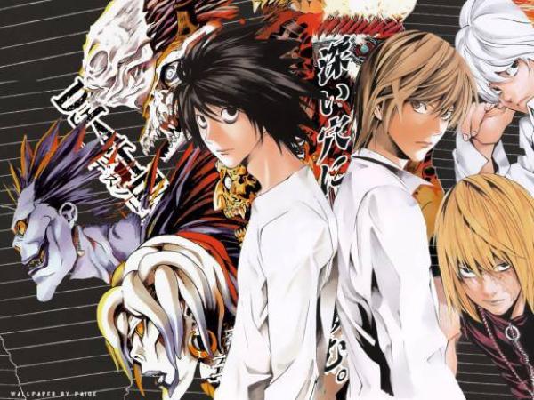 Death Note ( デスノート): Le manga
