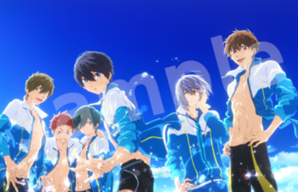 High Speed : Free! Starting Days (ハイ☆スピード! - Free! Starting Days -)