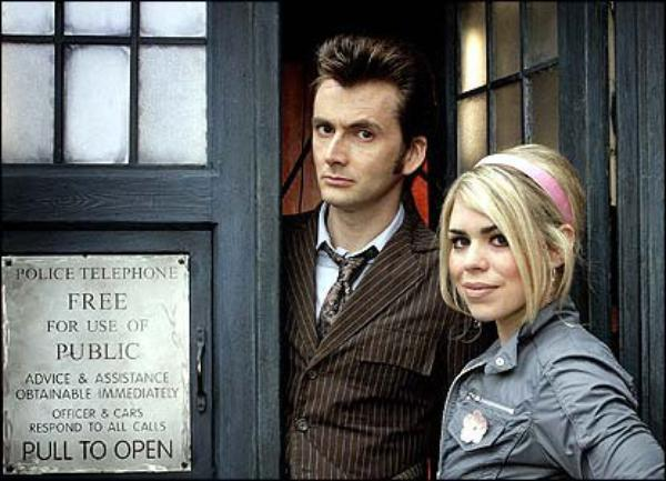 Doctor Who: Saison 2