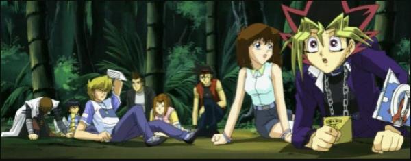 Yu-Gi-Oh! Duel Monsters (遊戯王 デュエルモンスターズ): Saison 3