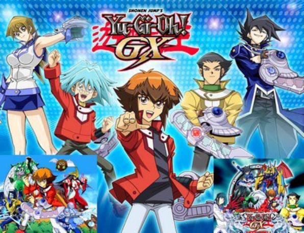 Yu-Gi-Oh! GX / Yu-Gi-Oh! Duel Monsters GX (遊戯王 デュエルモンスターズGX): Saison 1