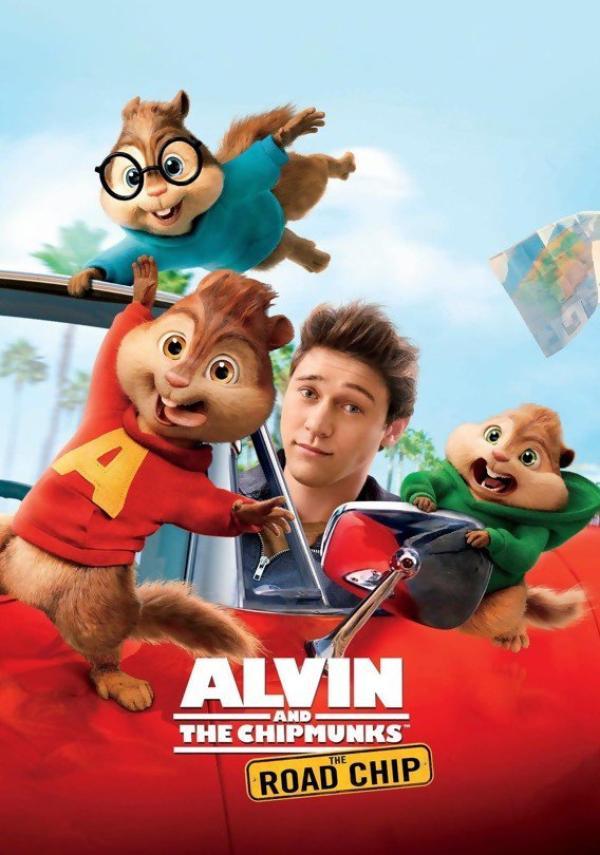 Alvin et les Chipmunks : A fond la caisse (Alvin and the Chipmunks: The Road Chip)
