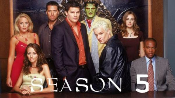 Angel : Saison 5