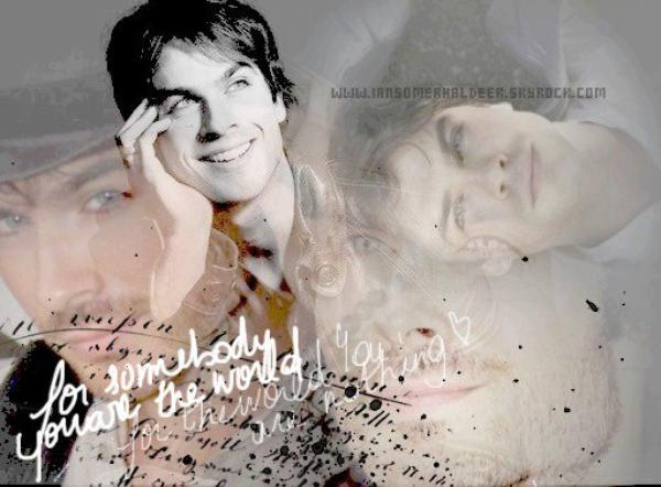 www.IanSomerhaldeer.skyrock.com ◆ Ta source d'actu sur ton vampire adoré !