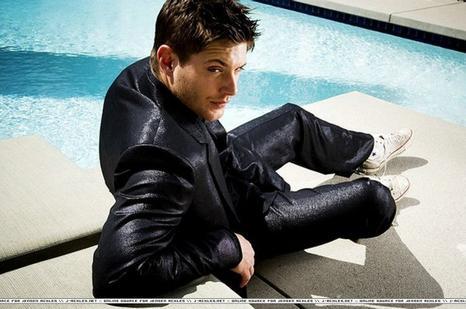 "•  Ian Somerhalder ""Damon"" / Jensen Ackles "" Dean"" •"