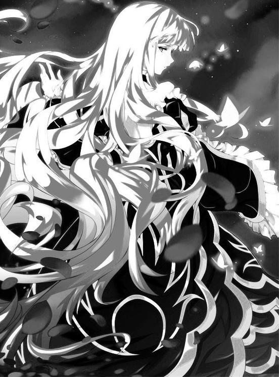 Personnage, démon, shinigami?