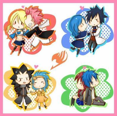 Petit Jeu Fairy Tail!