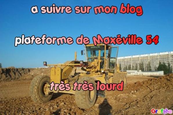 plateforme de Maxéville 54