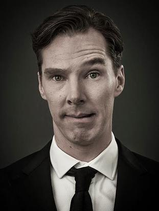 BAFTA LA Jaguar Britannia Awards 2013 : Only Benedict !