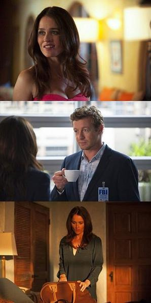 The Mentalist saison 6 : une déclaration pour Jane dans le final ? (Blue Bird)