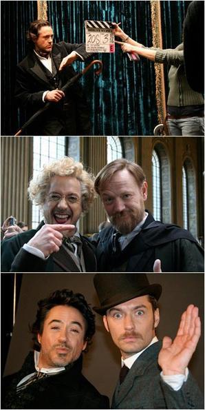 Des nouvelles de Sherlock Holmes 3 !!!