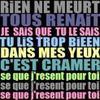 J`Ƌi TROW DE CHOSE ƋU FOND DE M0Ƌ, MS S`iL TE PLƋiT NE TE VEXE PƋS. SƋ FƋiT LONGTEMPS QUEE J'PENSE A N0OUS iL FƋLLƋiT QU`UN JOUUR ON SE L`ƋVOUUE..♥