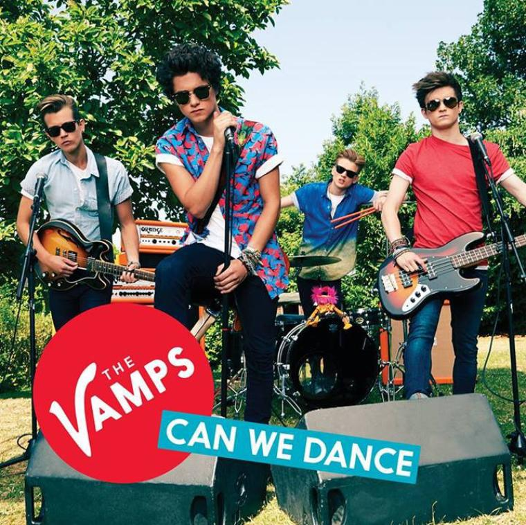 "Teaser du premier single ""CAN WE DANCE"""