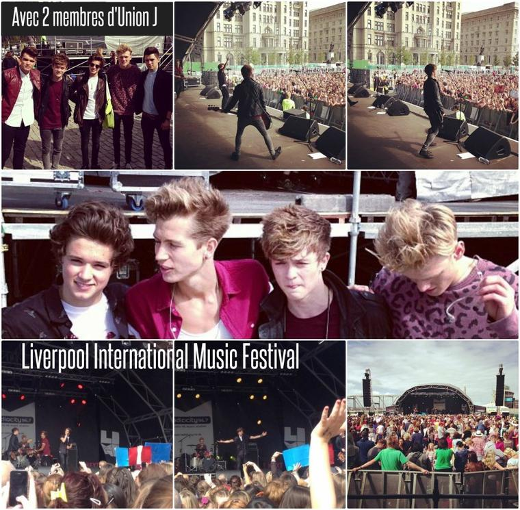 Liverpool International Music Festival 24.08.13
