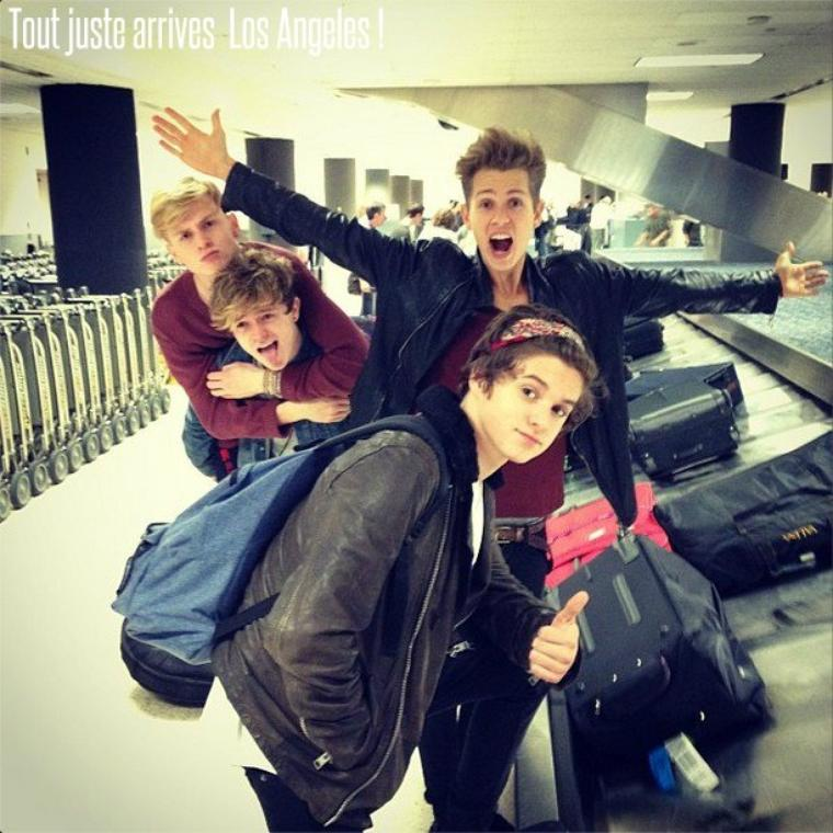 The Vamps à LOS ANGELES