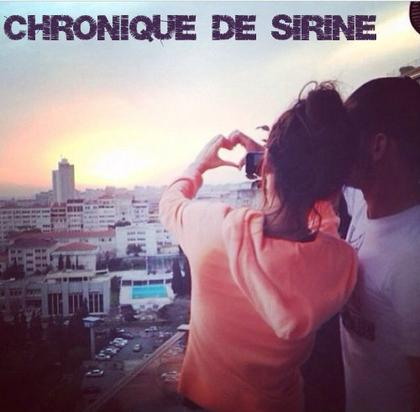 Chronique de Sirine ♥