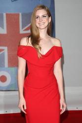 photo de Lana arrivant aux Brit Awards le 21 février