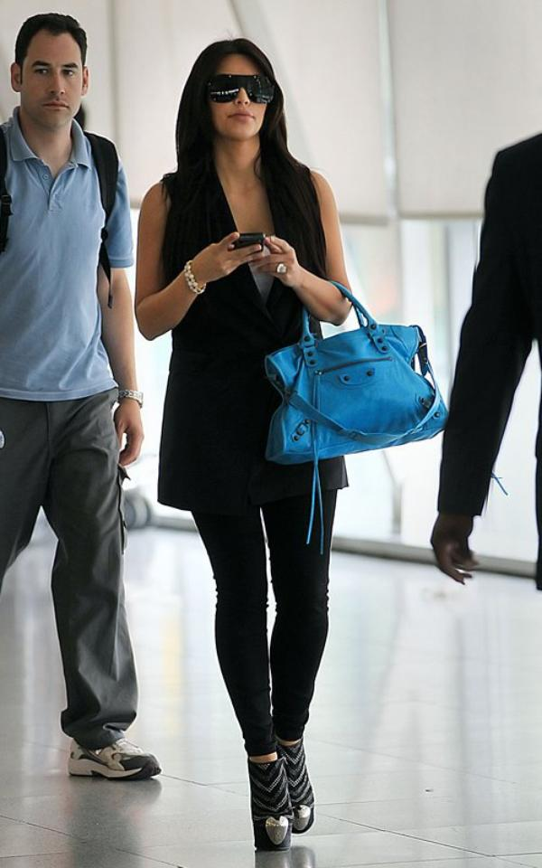Kim at JFK airport (06/23)