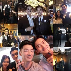 Mise a jour du compte Instagram de Leeteuk: SujuConference
