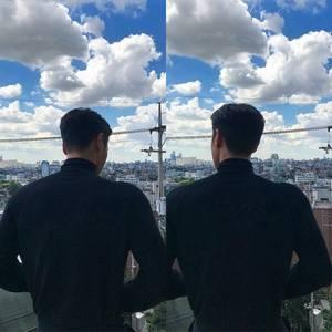 Mise a jour du compte Instagram de seogun83 avec Siwon