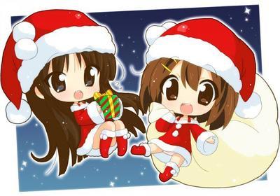 Lettre pour ma meilleure amie, Joyeux Noël !