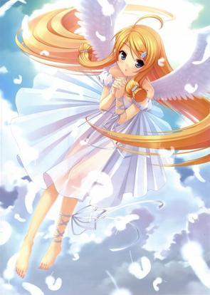 Angel or Tenshi ~ Inscriptions //CLOSE//