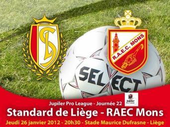 Les joueurs clés du match Standard-Mons