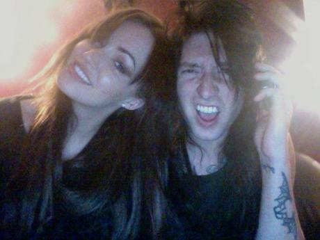 Jake et Ella ( sa copine pour ceux qui ne serais pas =) )