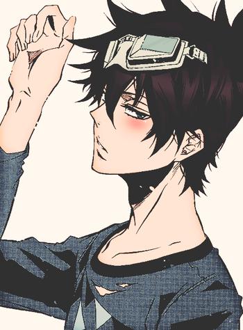 Personnage principal : Le rebelle : Daichi Matsumoto