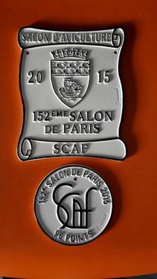 Salon de l'agriculture de Paris 2015  et Bilan de la saison 2014