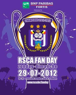 Walter Baseggio parrain du Fan Day !