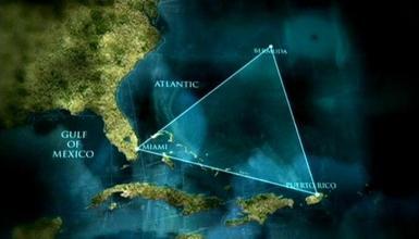 thème 17: Le triangle des Bermudes et ces mystères