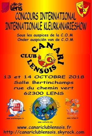 Exposition International à LENS