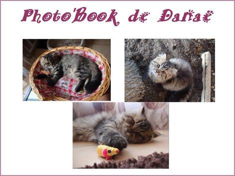 ~ Photo'Book de Danaë ♥ ~