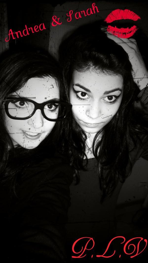 Andrea & Moi