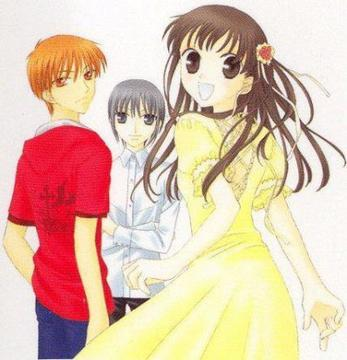 Fruits Basket ♥